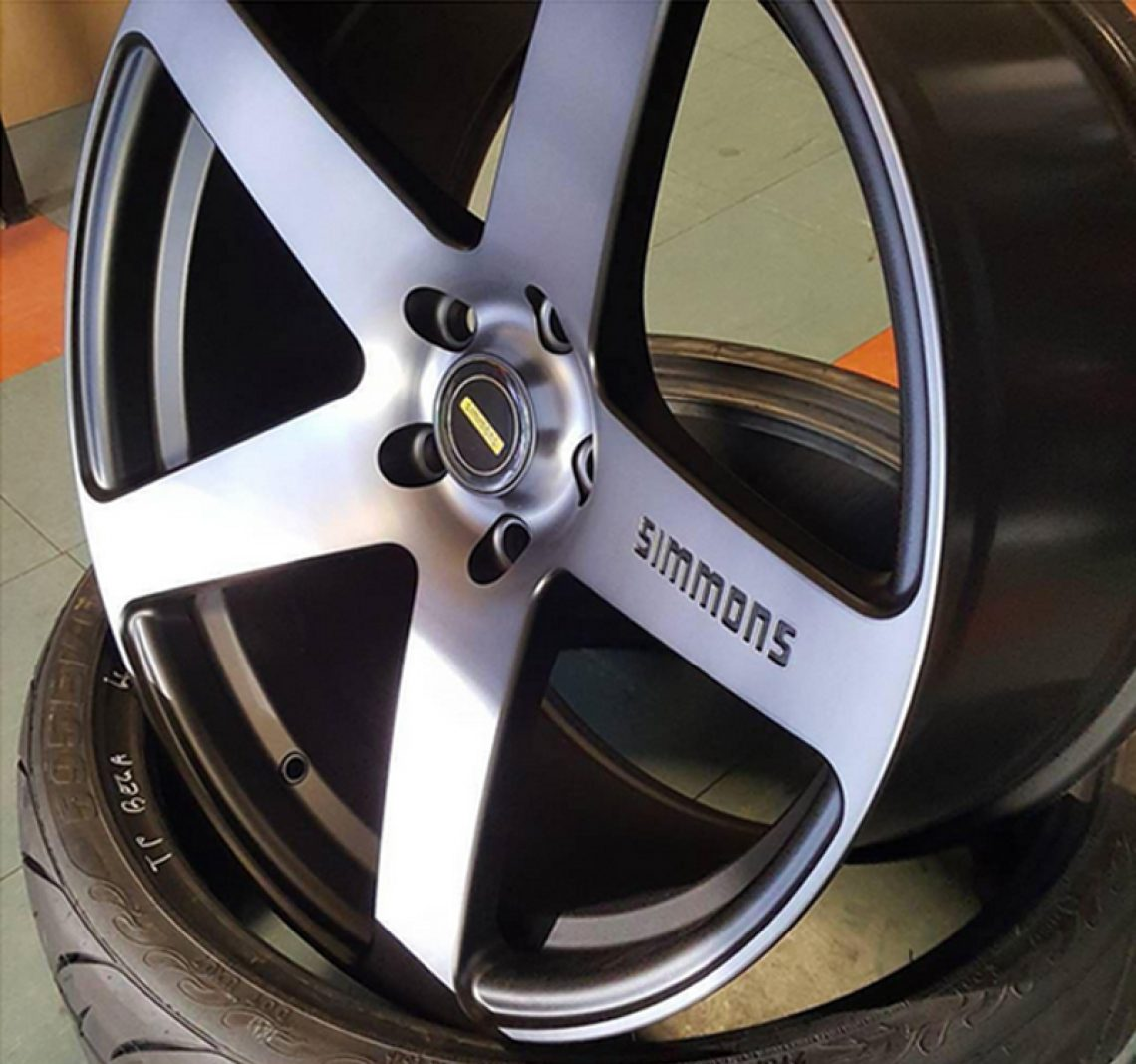 NEW!! SIMMONS FR CONCAVE