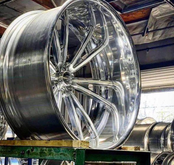 How To Polish Aluminum Wheels >> Intro Billet Wheels Australia – Cronic Customs